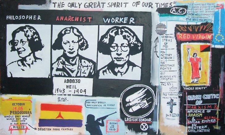 Moderný obraz: Simone Weil