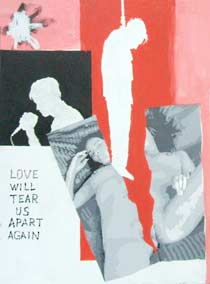 Love's secret domain (Love will tear us apart again)